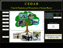 Tablet Preview of cedarfiles.org